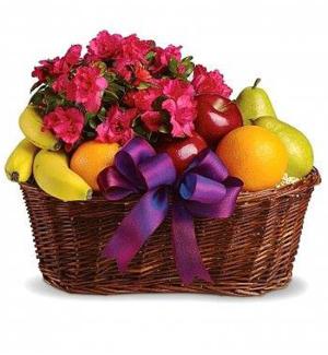 Fruits & Blooms Basket 3