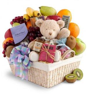 New Arrival Fruit-Gourmet-Basket $95&up
