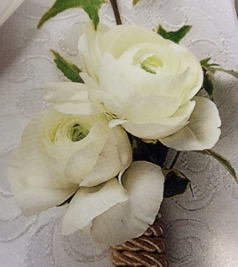 ranunculus boutonniere special order call for details